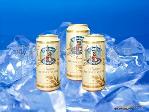 小麦白啤酒(听装)***