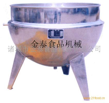 立式夹层锅 陈醋熬制锅