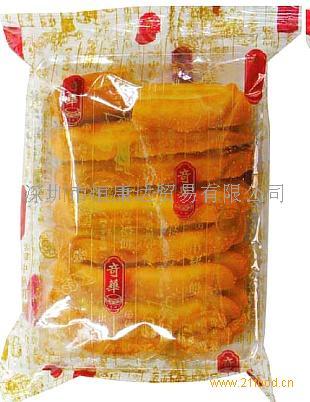 香港进口奇华牛油曲奇饼