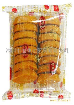 香港进口奇华核桃曲奇饼