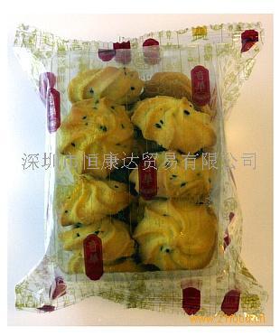 香港进口奇华黑芝麻蛋白曲奇
