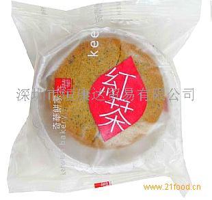 香港进口奇华红茶薄饼