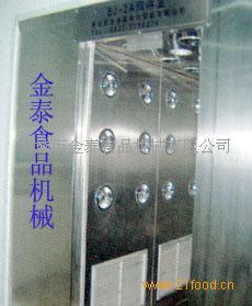 PLC控制不锈钢板风淋室