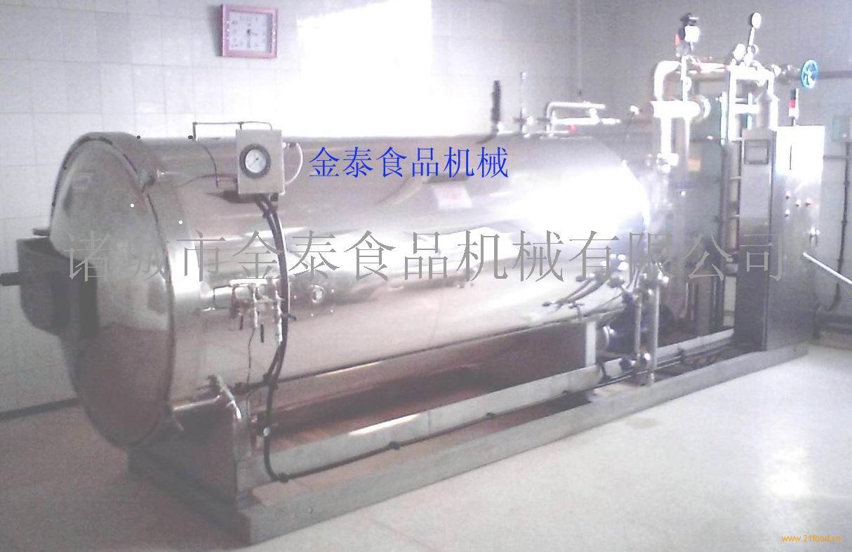 全自动SUS304材质杀菌锅(软包装、塑料包装、pp瓶、豆干)