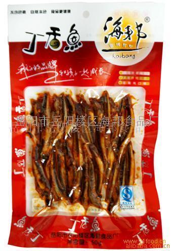 海邦丁香鱼50g(轻辣)