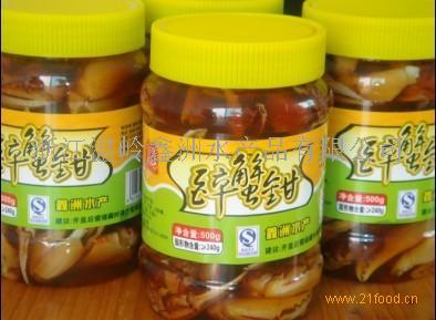 醉蟹鉗-腌制食品