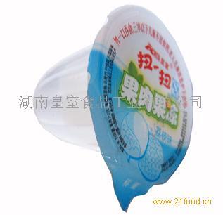 30g果肉果冻(水蜜桃)