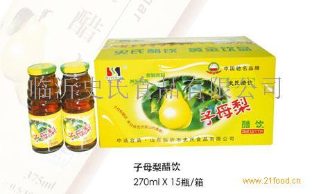 鸭梨醋270ML