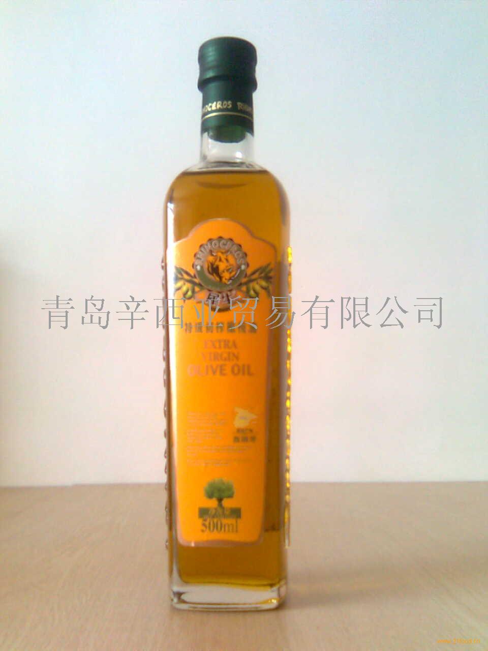西班牙特级初榨橄榄油-500ml