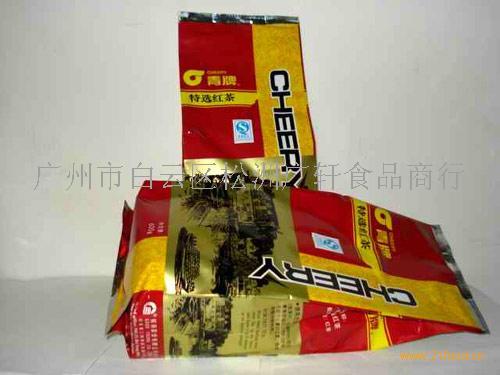 广村青牌红茶
