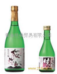 日本原装进口清酒