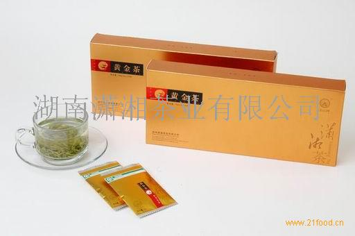 潇湘黄金茶