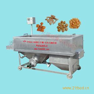 食品加工机械自清渣式食品机械油炸锅