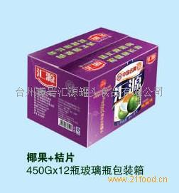 椰果+桔片礼盒