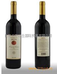 原瓶进口意大利葡萄酒雅查Jaccia