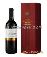 红蔓赤霞珠葡萄酒