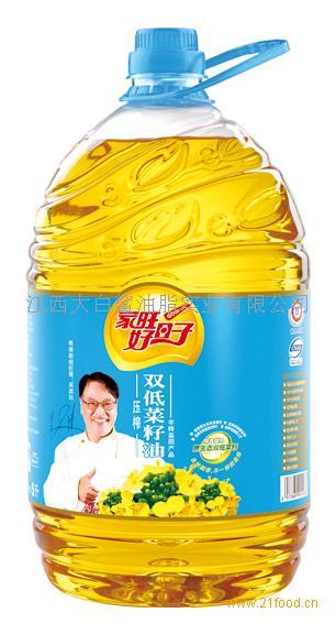 双低菜籽油