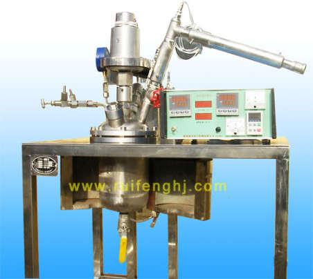 GSH型加熱系統可拆反應釜