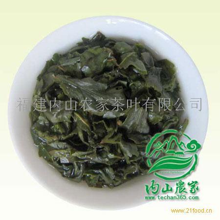 中国茗茶--白芽奇兰