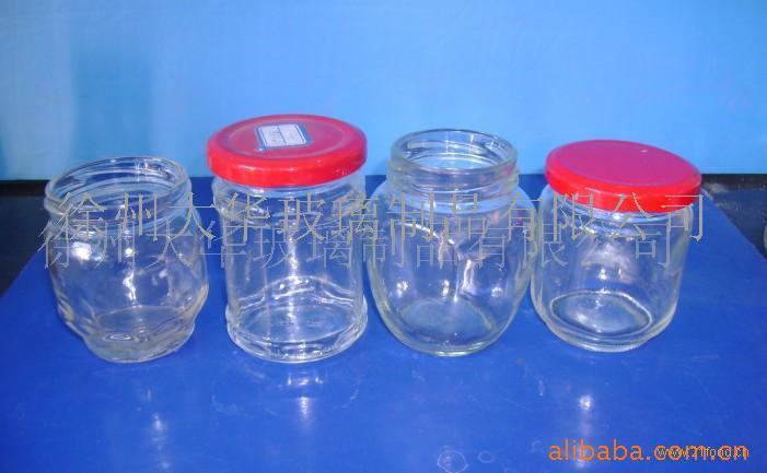 玻璃醬菜瓶