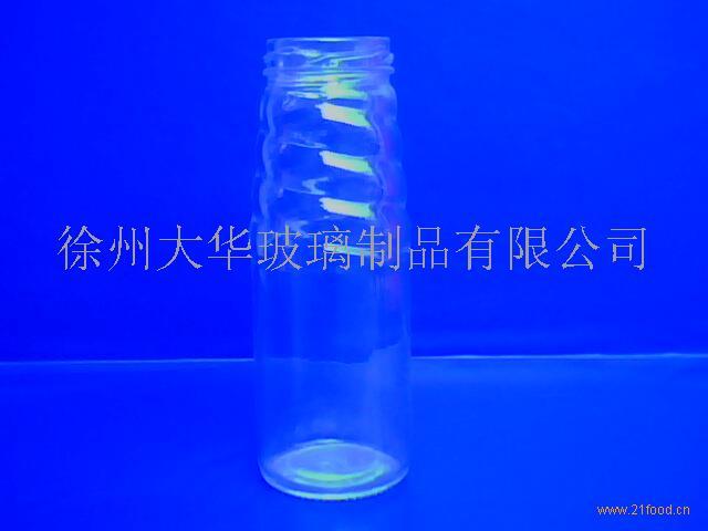玻璃果汁瓶