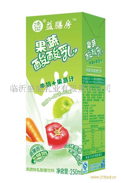 果蔬酸酸乳