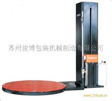 全自动缠绕膜裹膜机