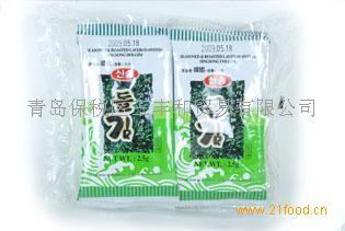 新松烤紫菜20g