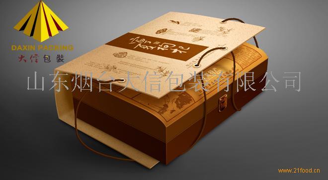 烟台海参盒