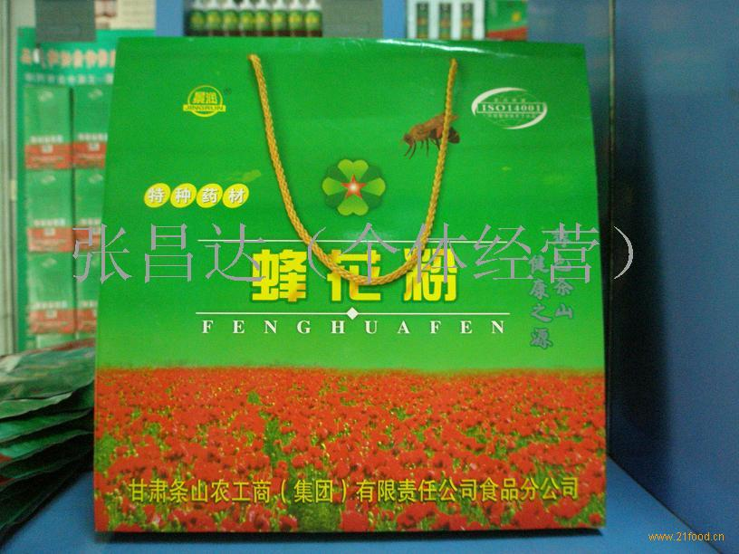 蜂花粉礼盒(12袋装)