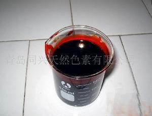 高纯度辣椒红色素150E