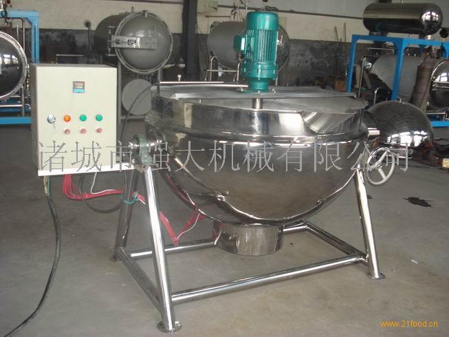 夹层锅可倾蒸煮夹层锅燃汽夹层锅价格