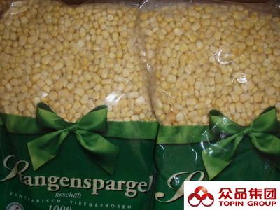 速凍超甜玉米粒