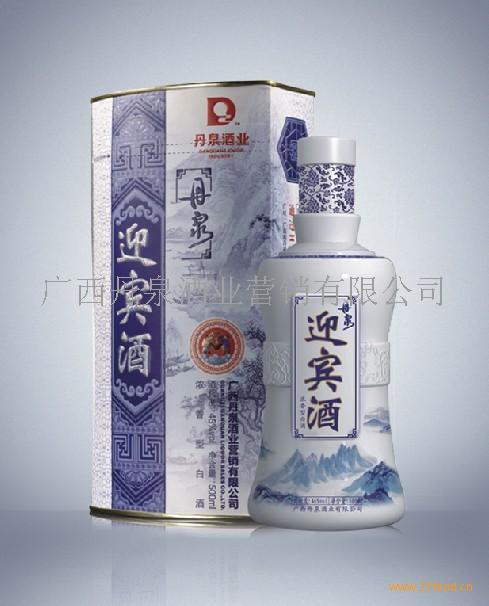 丹泉青花迎宾酒(浓香型)52度