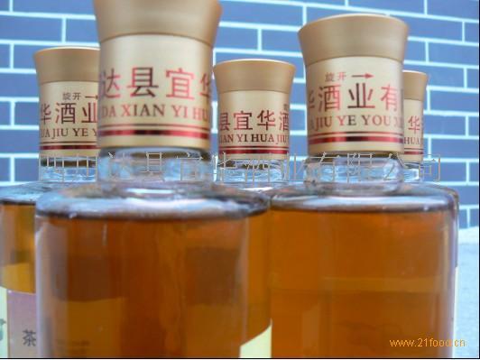 茶园山青梅酒500ml
