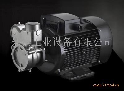 不锈钢自吸气液混合泵