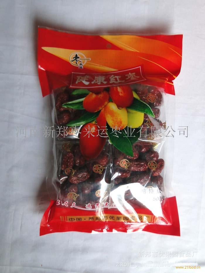 500克健康红枣