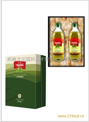 欧蕾橄榄油西班牙天然食用油精选礼盒