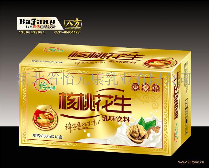 核桃奶礼盒