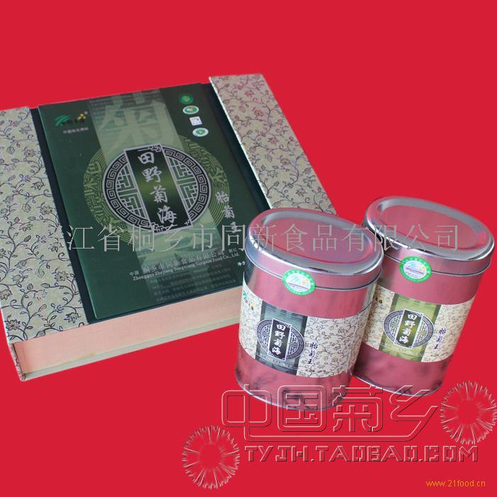 田野菊海 胎菊 200克 礼盒