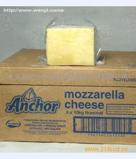 奶酪比萨原料