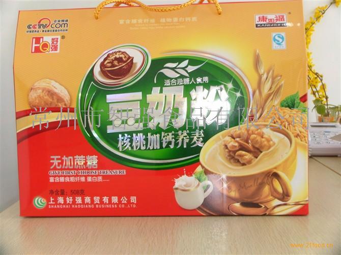 核桃加钙荞麦豆奶粉(无蔗糖)