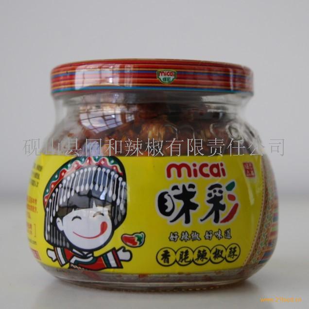 云南眯彩辣椒酥