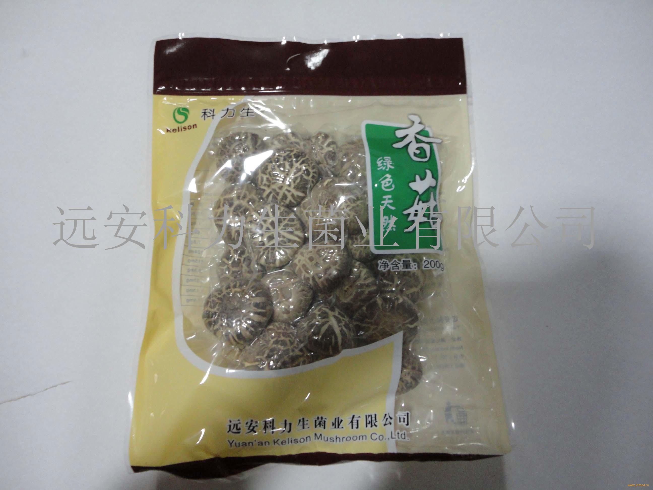 精包装茶花菇