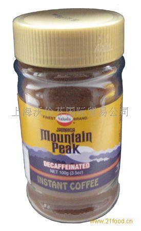 牙買加摩品脫因速溶咖啡