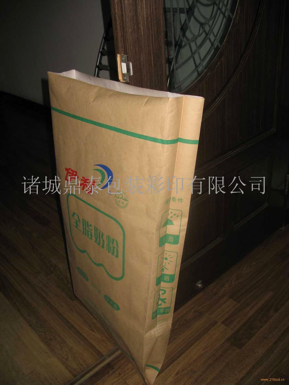 纸塑立体袋