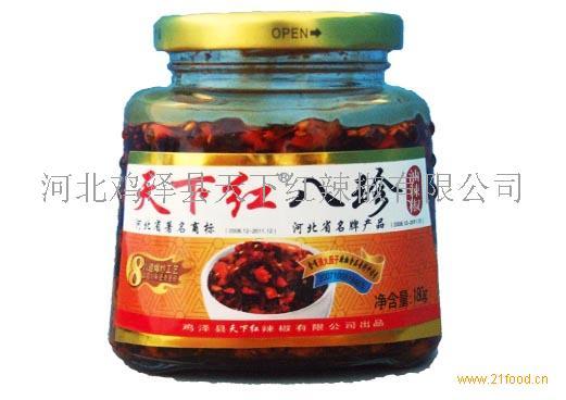 八珍辣椒酱