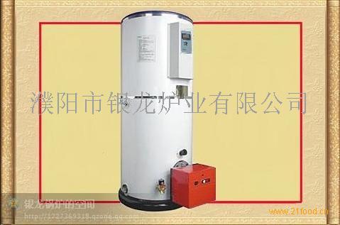饮水用燃气开水锅炉