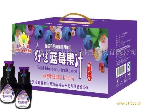 采果去野山枣汁