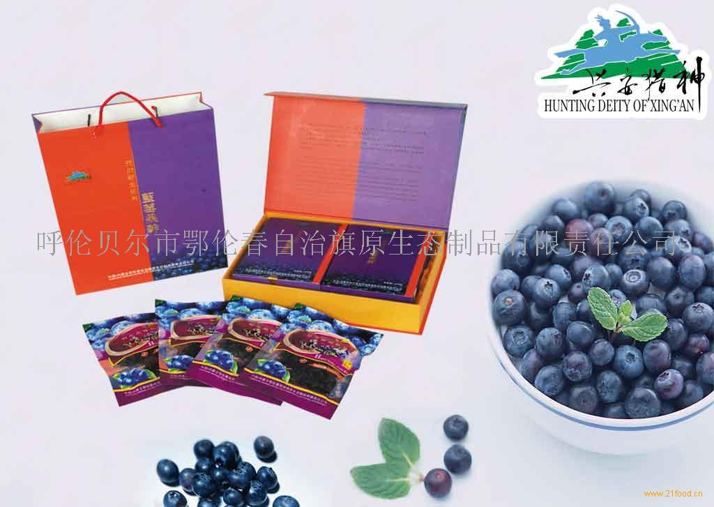 有机特级蓝莓果干
